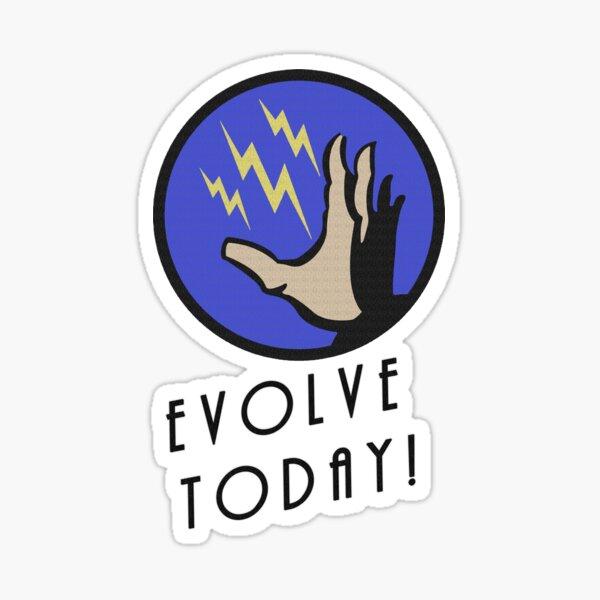 Electro Bolt Sticker