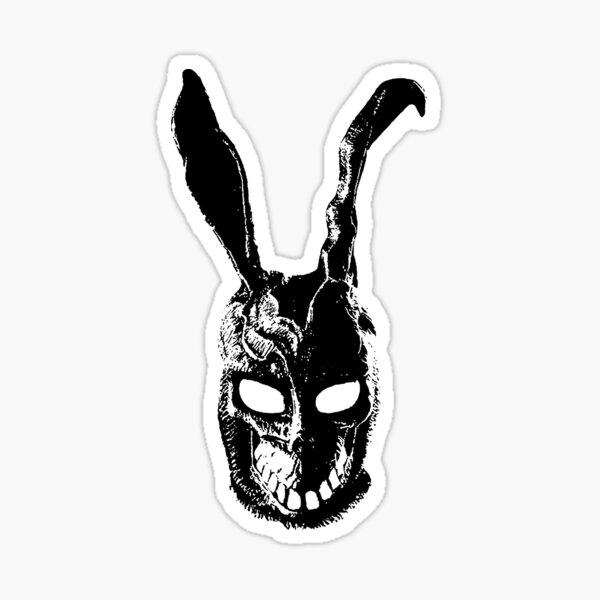 Donnie Darko Frank Masque Sticker