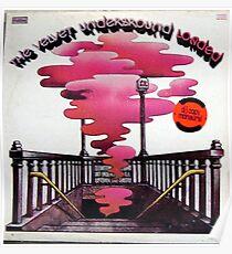 The Velvet Underground, Loaded, Mono, Monaural, Rare Poster