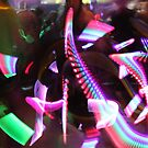 The Way of the Glow Stick by Okeesworld