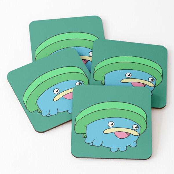 Lotad Coasters (Set of 4)