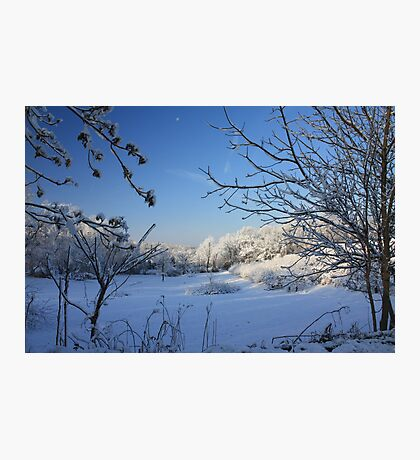 New Fallen Snow Photographic Print