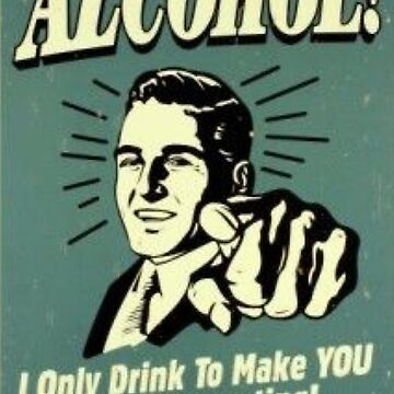 Alcohol by MworldTee