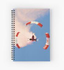 Sky Hawks Spiral Notebook