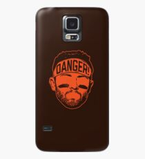 Danger! Case/Skin for Samsung Galaxy