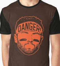Danger! Graphic T-Shirt