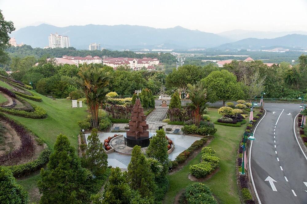 a large Malaysia landscape by beautifulscenes