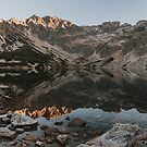 The Black Pond - Landscape and Nature Photography by ewkaphoto