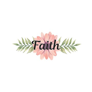 Inspirational Quote - Faith by IN3PIRED