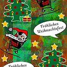 Christmas shopping by Sancreoto