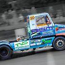Truck Racing by JEZ22