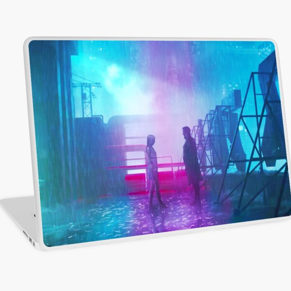BLADE RUNNER 2049 Painting Laptop Skin