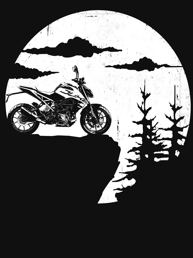 Off Road KTM Duke Adventure by SkimpyCuddly