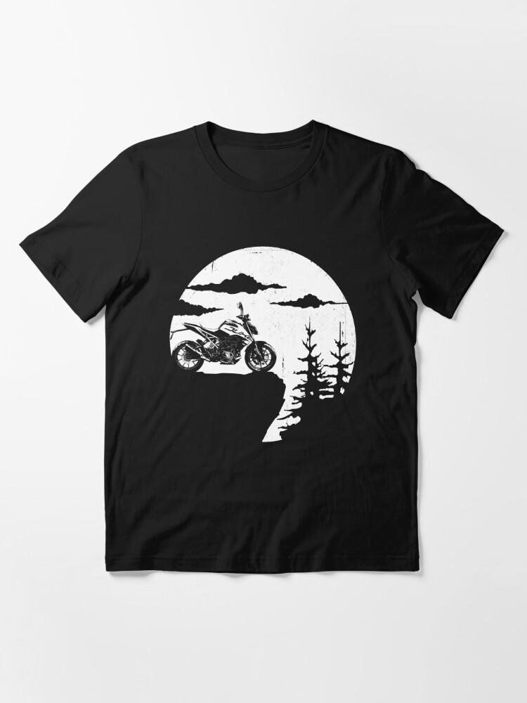 Alternate view of Off Road KTM Duke Adventure Essential T-Shirt