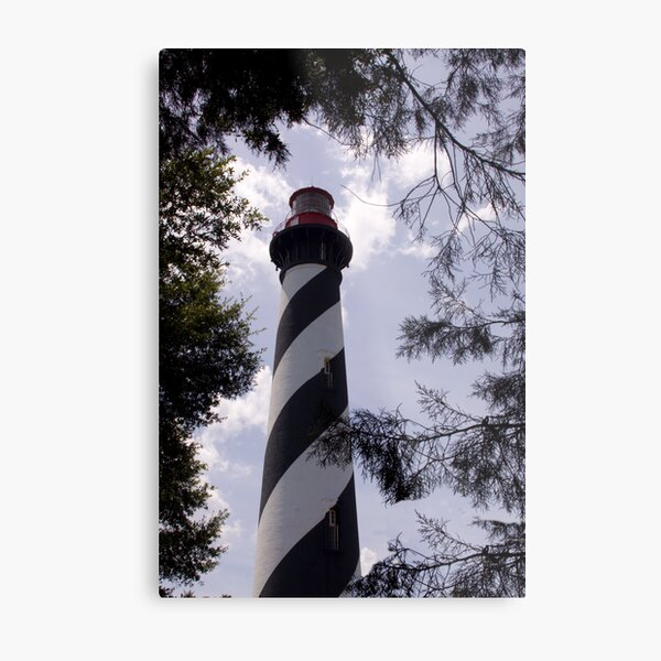 Florida lighthouse Metal Print
