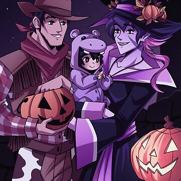 Baby's First Halloween by mishydraws