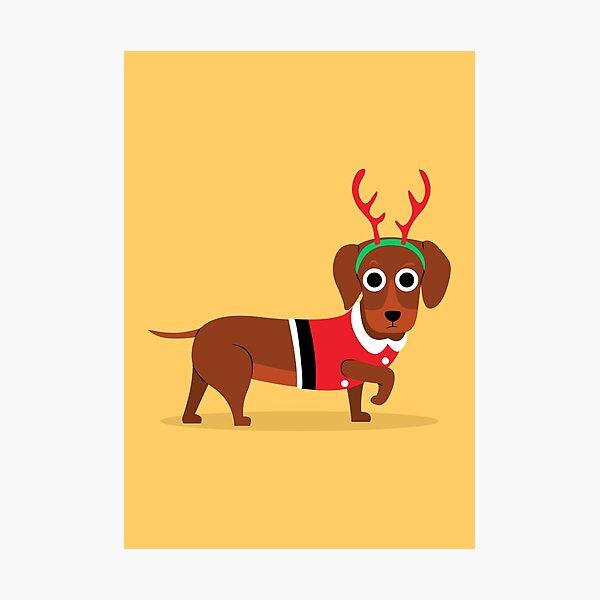 It's Christmas, Isn't It? Photographic Print