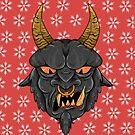 Greetings from Krampus by EvilEyePrints