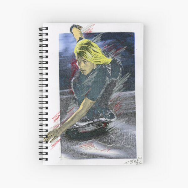 Grind Spiral Notebook