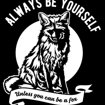 always be a fox by fxxu