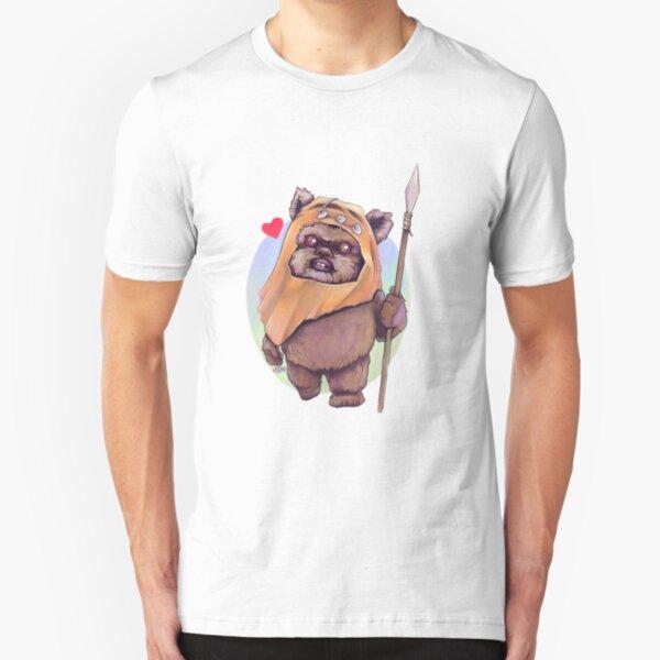 Wicket Camiseta ajustada