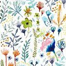 Kew Florals by PaintingsForOak
