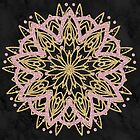 Shiny Mandala by Bee-Bee Deigner