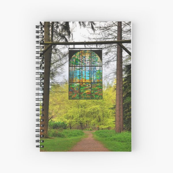 The Forest of Dean Spiral Notebook