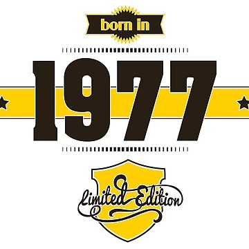 Born in 1977 (Choco&Yellow) by ipiapacs