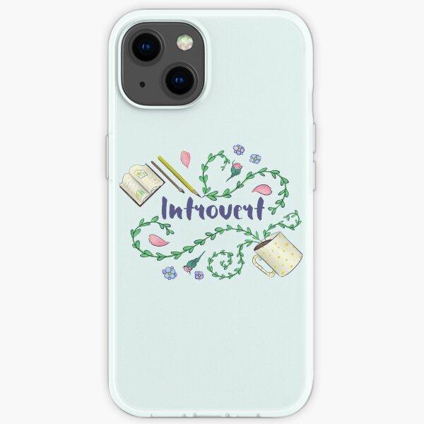 Introvert iPhone Soft Case