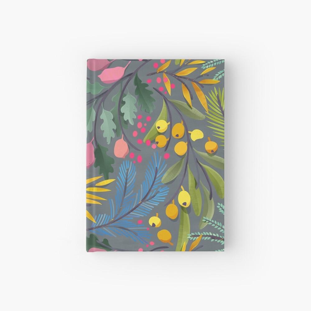 Fairy's garden Hardcover Journal