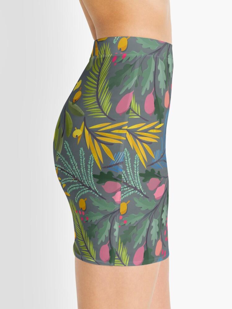 Alternate view of Fairy's garden Mini Skirt