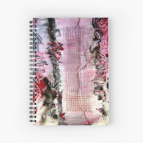 Picking Roses Spiral Notebook