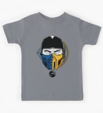 Scorpion and Subzero Kids Tee