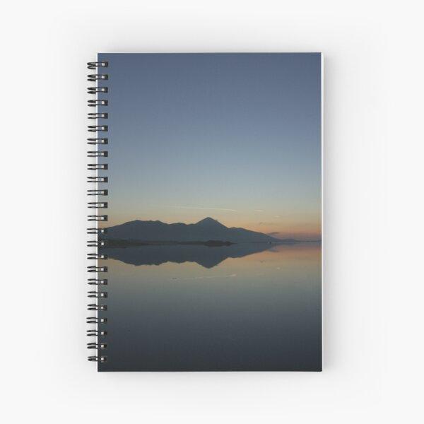 Clew Bay stillness Spiral Notebook