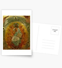 Church on Spilt Blood Postcards