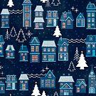 Christmas lights by adenaJ