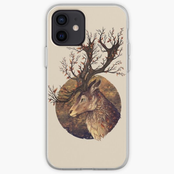 Autumn Embers iPhone Soft Case