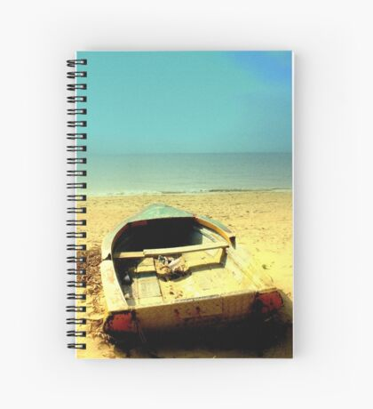 My boat of dreams Spiral Notebook