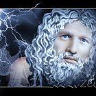 Zeus by Ivy Izzard