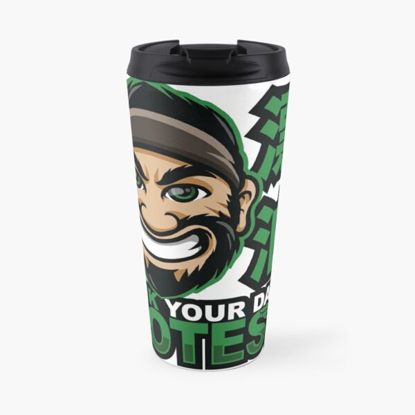 Bank Your Damn Motes Travel Mug