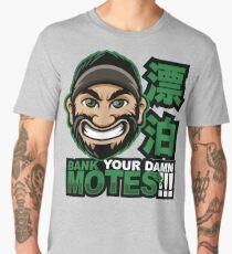 Bank Your Damn Motes Men's Premium T-Shirt