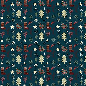 Vintage Christmas by LaPetiteBelette