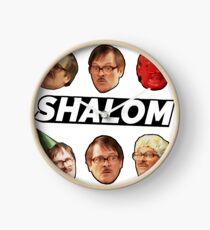 SHALOM Clock