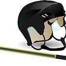 Ice Hockey by aeilos