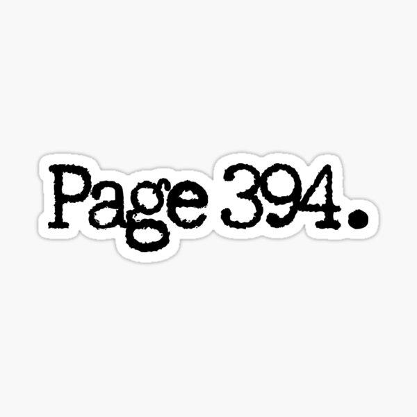 Page Sticker