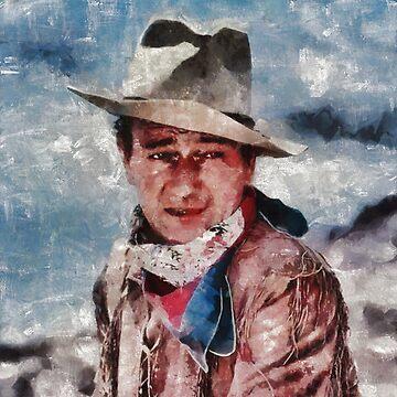 John Wayne, Hollywood Legend by SerpentFilms
