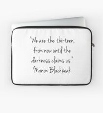 Throne of Glass We are the Thirteen Laptop Sleeve