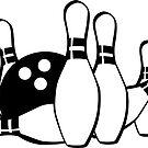 Bowling by aeilos