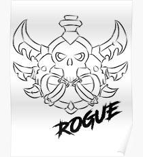 Rogue Crest Poster